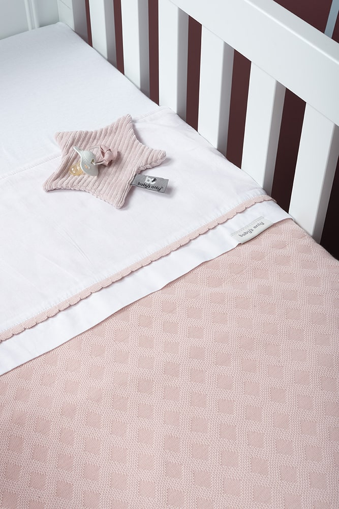 pacifier cloth sense old pink