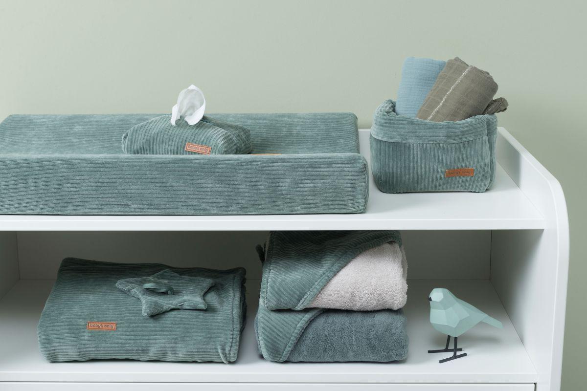 pacifier cloth sense sea green