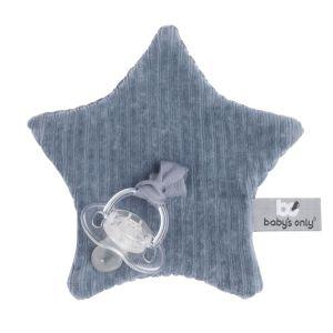 Pacifier cloth Sense vintage blue