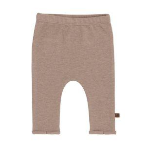 Pants Melange clay - 68
