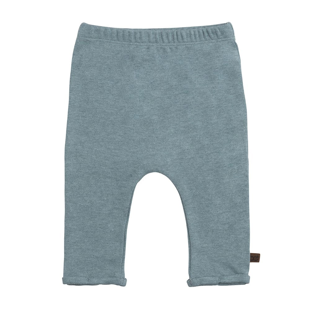 pants melange stonegreen 50