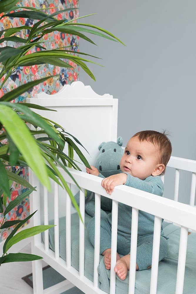 pants melange stonegreen 62