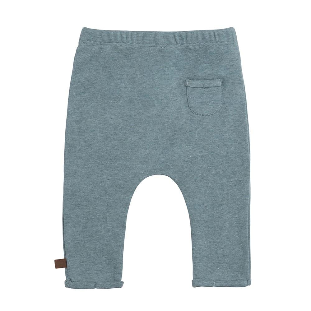 pants melange stonegreen 68