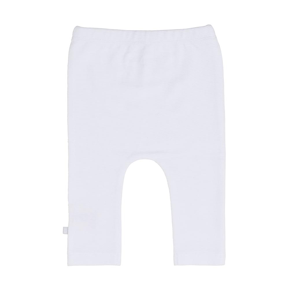 pants pure white 50