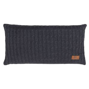 Pillow Cable anthracite - 60x30