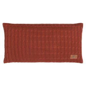 Pillow Cable Brique - 60x30