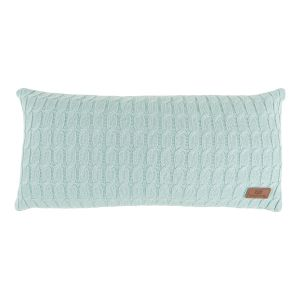 Pillow Cable mint - 60x30