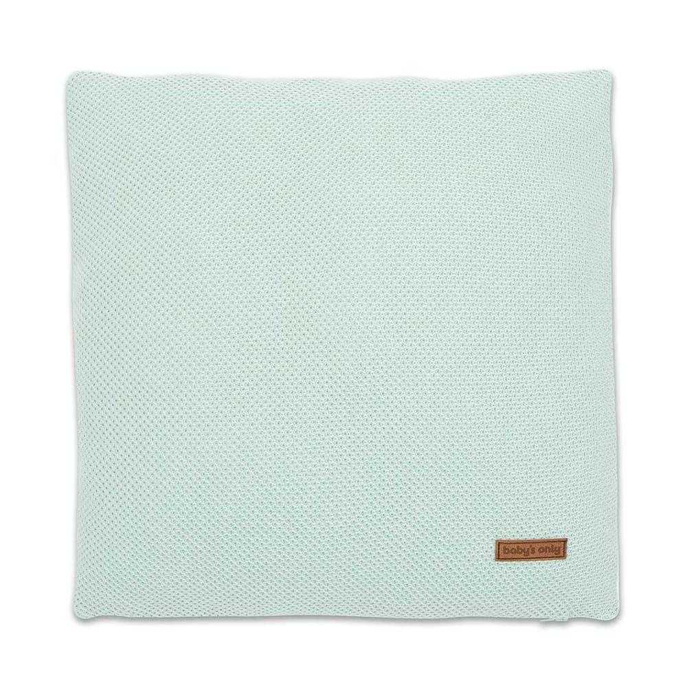 pillow classic mint 40x40
