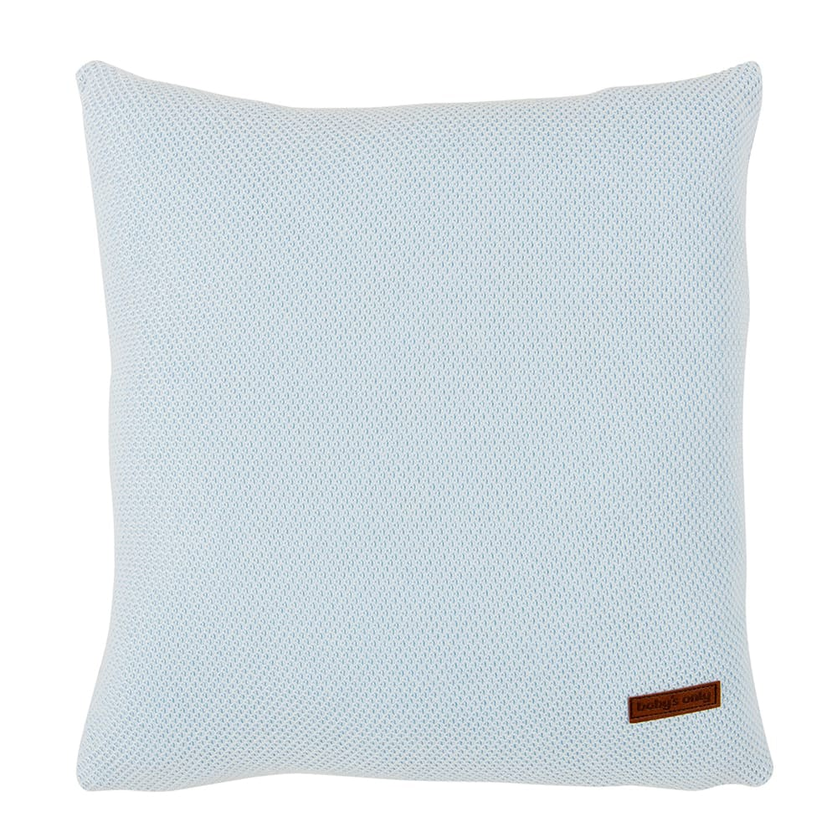 pillow classic powder blue 40x40