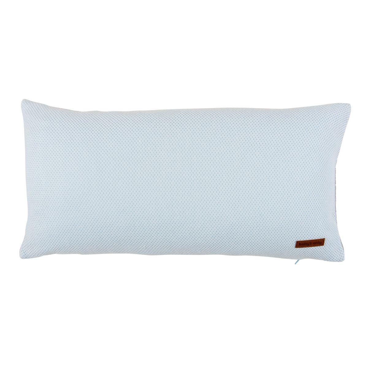 pillow classic powder blue 60x30