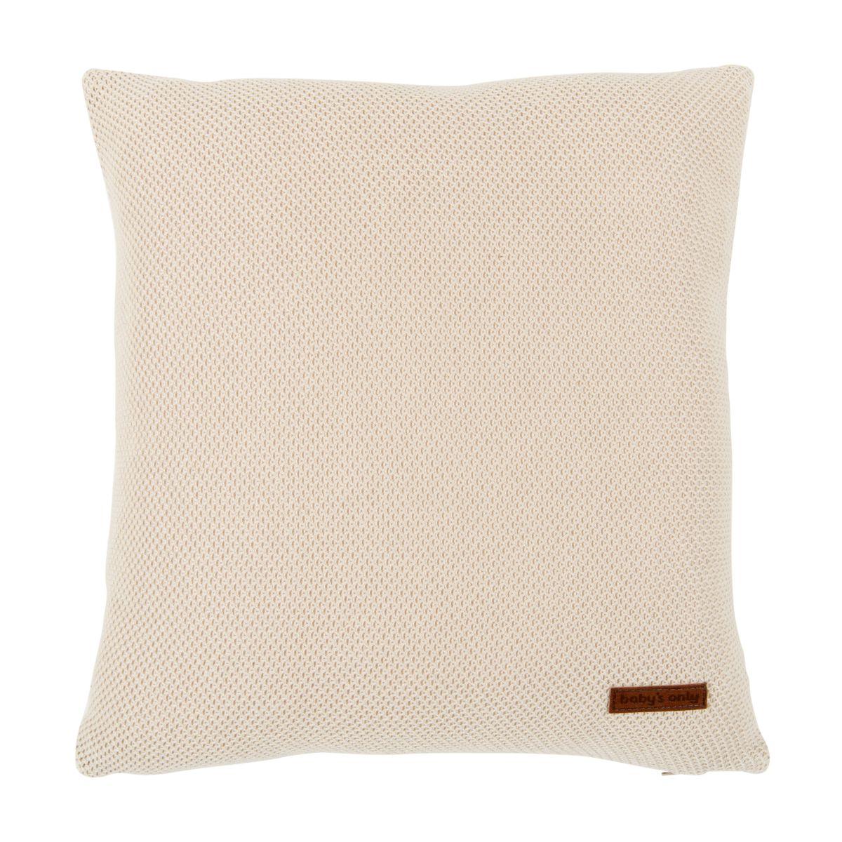 pillow classic sand 40x40