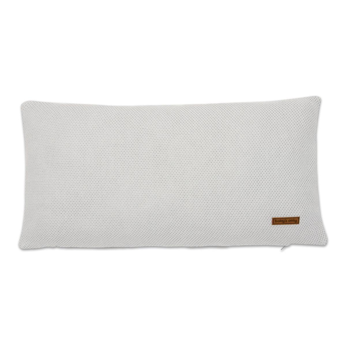 pillow classic silvergrey 60x30
