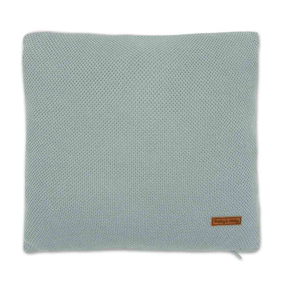 pillow classic stonegreen 40x40