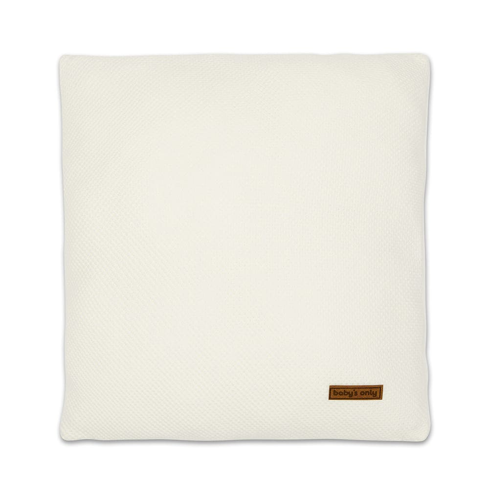 pillow classic woolwhite 40x40