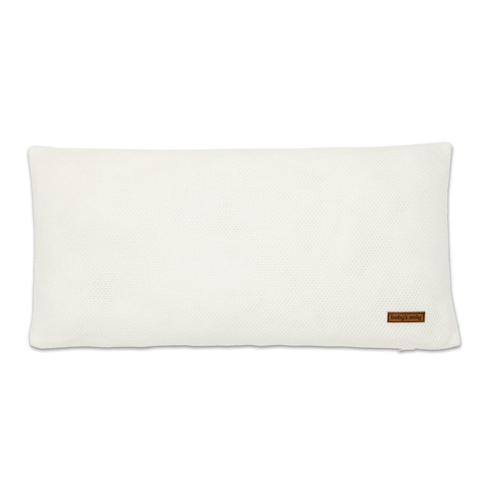 pillow classic woolwhite 60x30