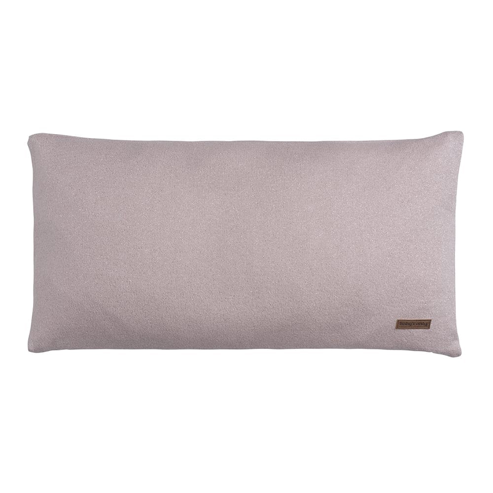pillow sparkle silverpink melee 60x30