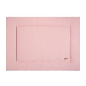Playpen mat Breeze old pink - 75x95