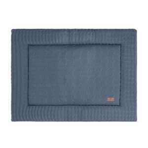 Playpen mat Cable granit - 75x95