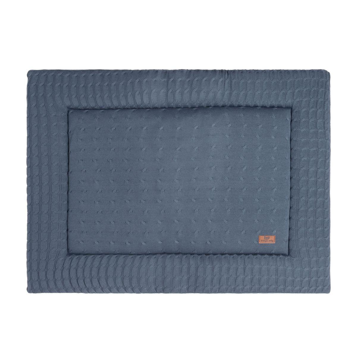 playpen mat cable granit 80x100