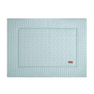 Playpen mat Cable mint - 75x95