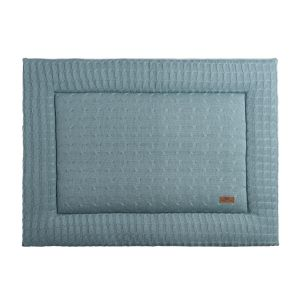 Playpen mat Cable stonegreen - 75x95
