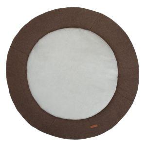 Playpen mat Classic cacao - Ø90 cm