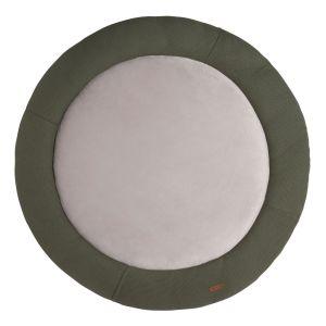 Playpen mat Classic khaki - Ø90 cm