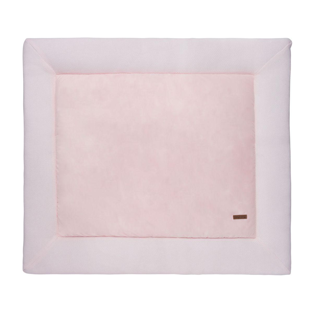 playpen mat classic pink 75x95