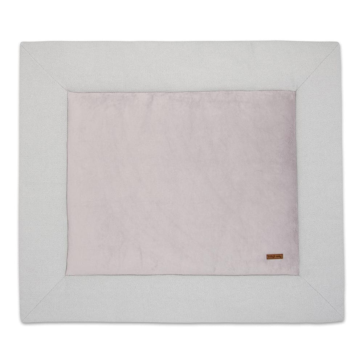 playpen mat classic silvergrey 75x95