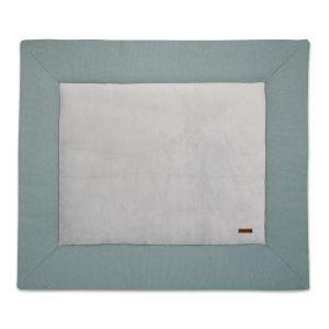 Playpen mat Classic stonegreen - 80x100