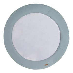 Playpen mat Classic stonegreen - Ø90 cm