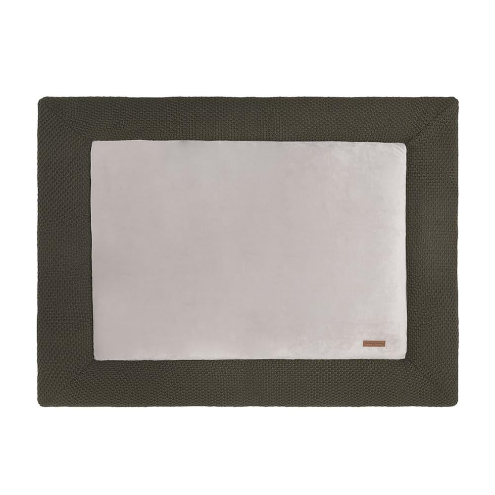 playpen mat flavor green 75x95