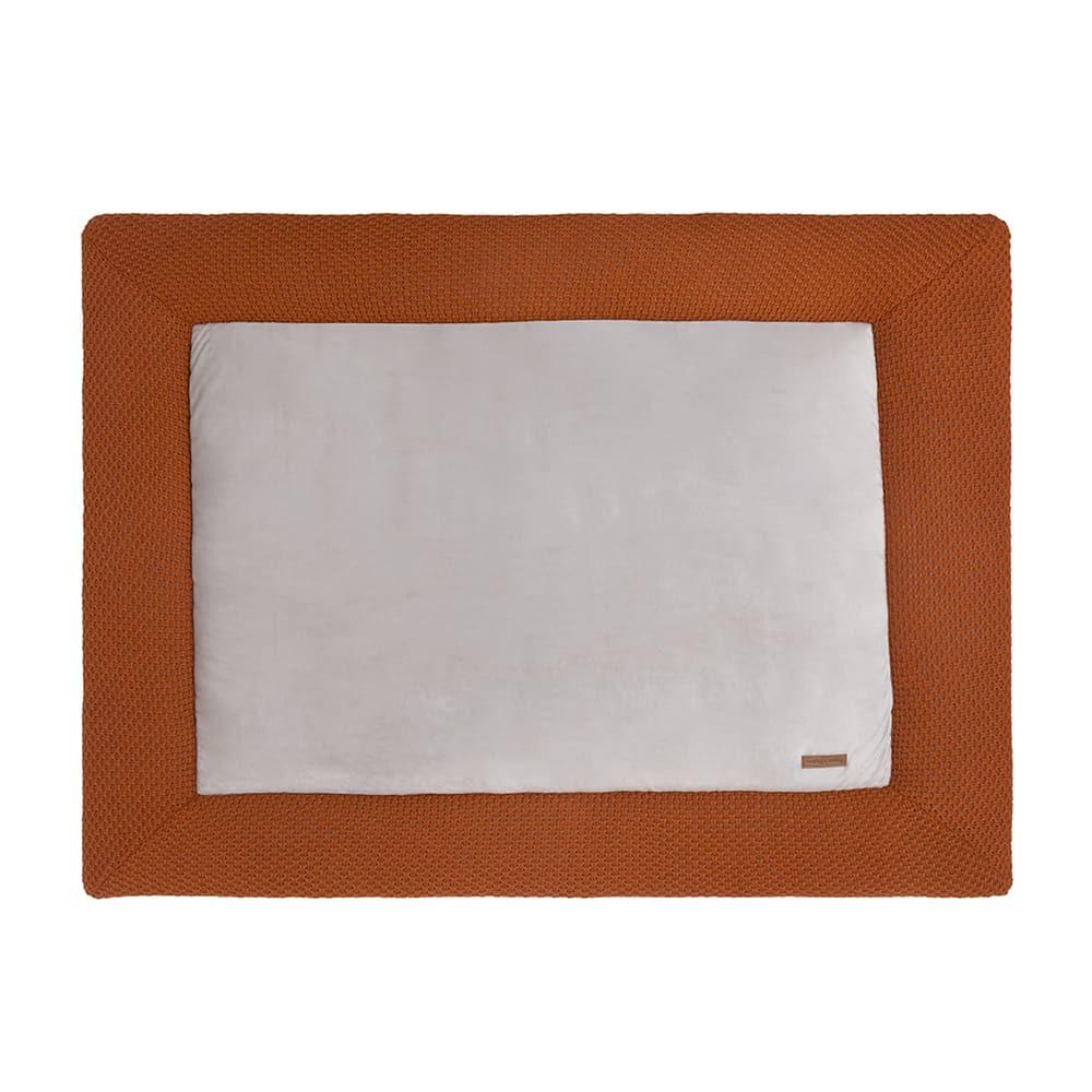 playpen mat flavor rust 75x95