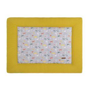 Playpen mat Forest mustard - 75x95