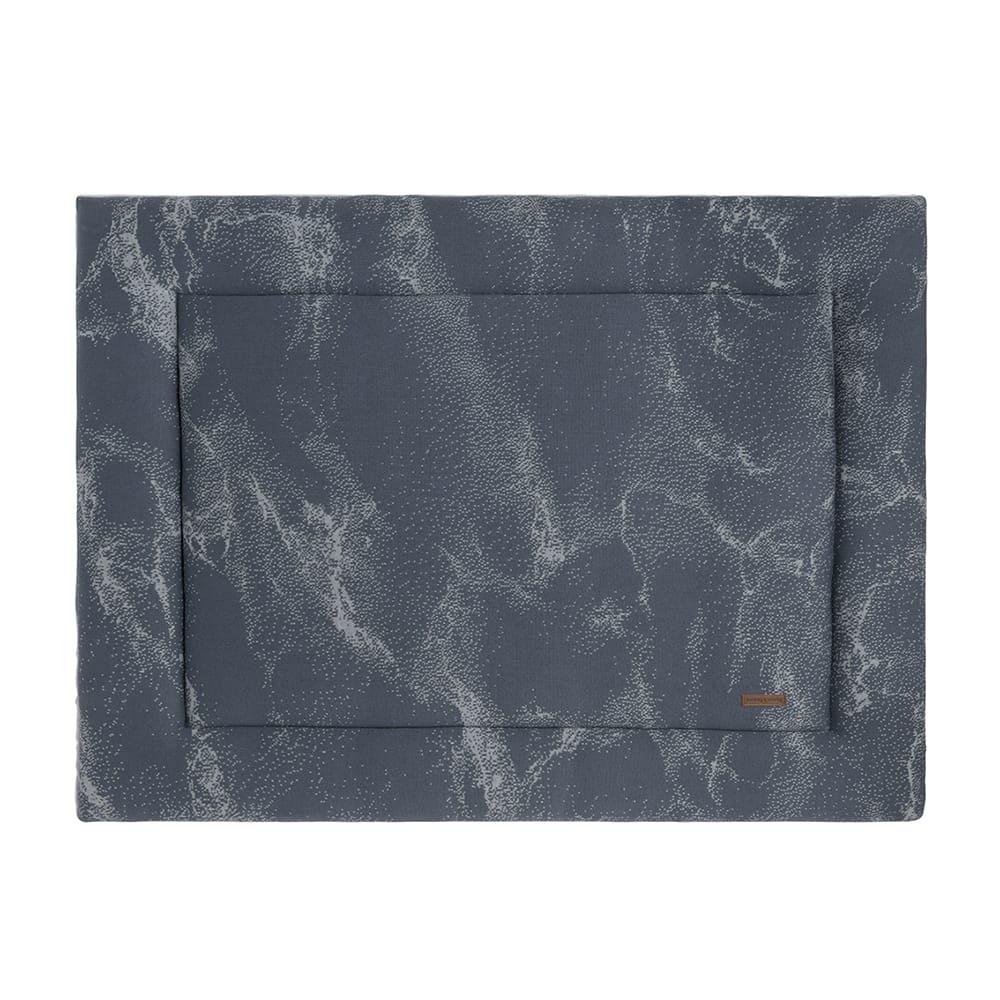 playpen mat marble granitgrey 75x95