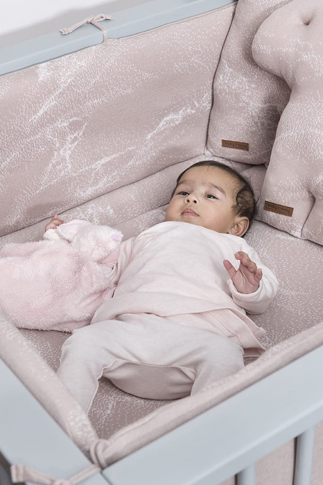 playpen mat marble old pinkclassic pink 75x95