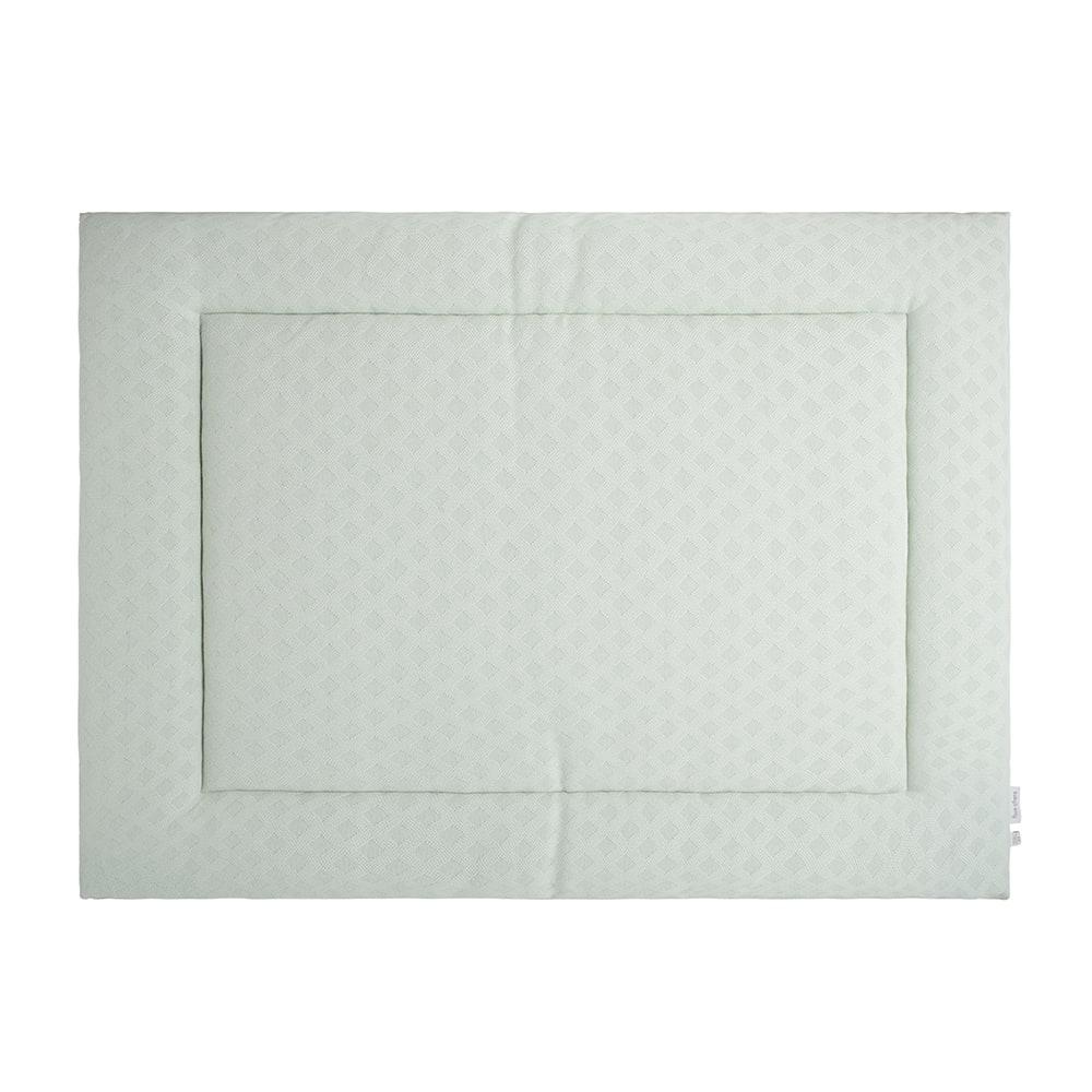 playpen mat reef ash mint 75x95