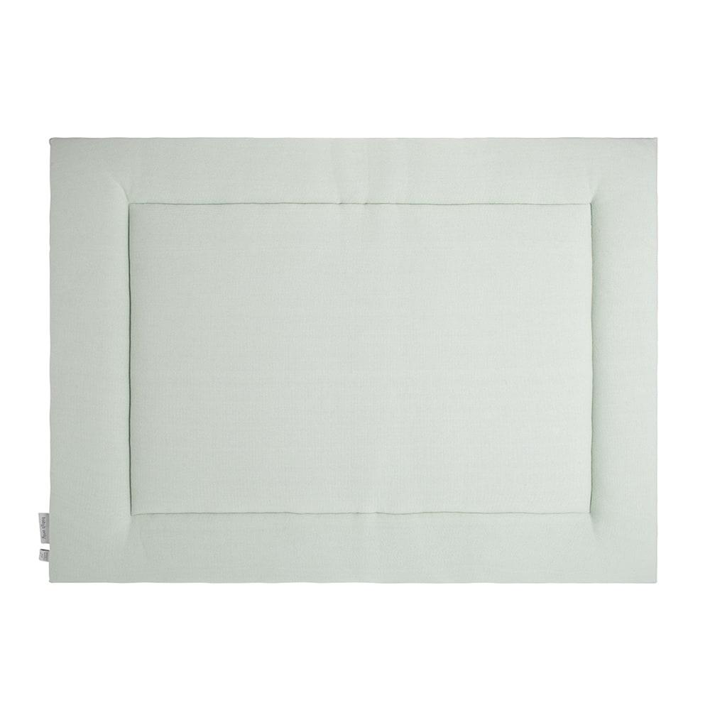 playpen mat reef ash mint 80x100