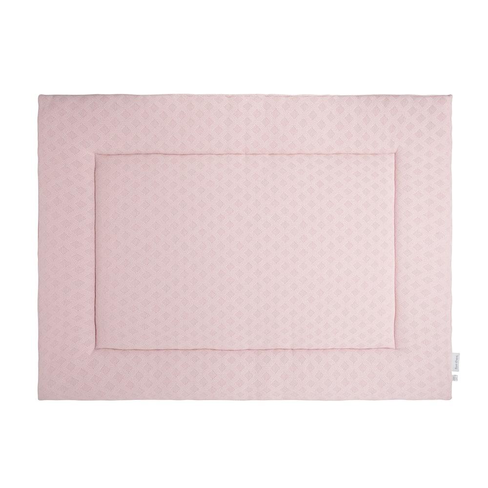 playpen mat reef misty pink 75x95
