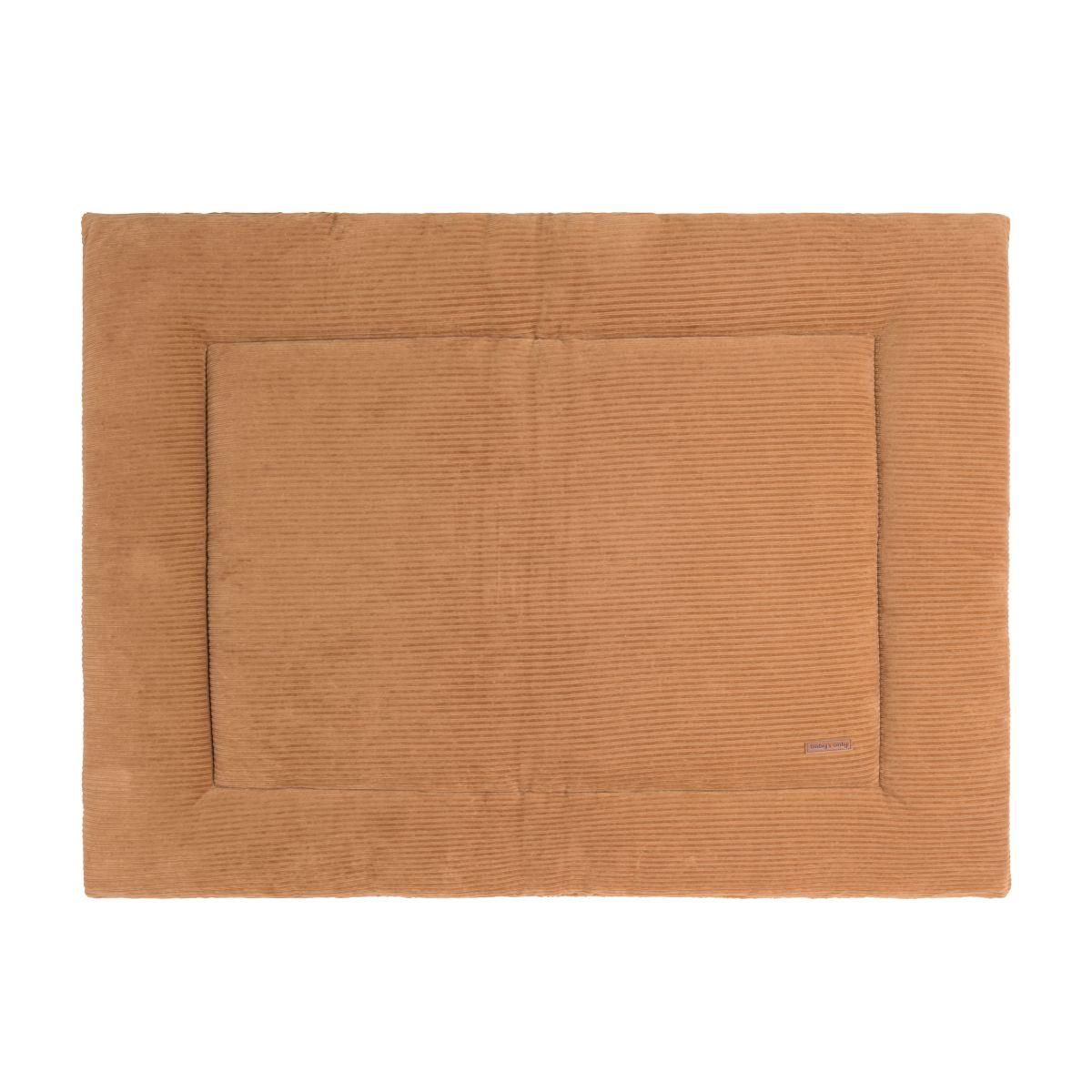 playpen mat sense caramel 75x95