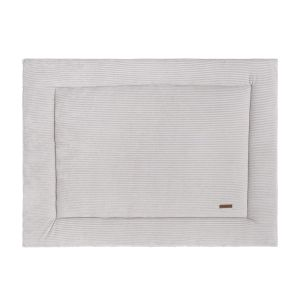 Playpen mat Sense pebble grey - 75x95