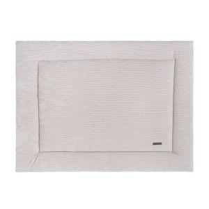 Playpen mat Sense pebble grey - 80x100
