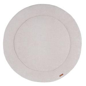 Playpen mat Sense pebble grey - Ø90 cm