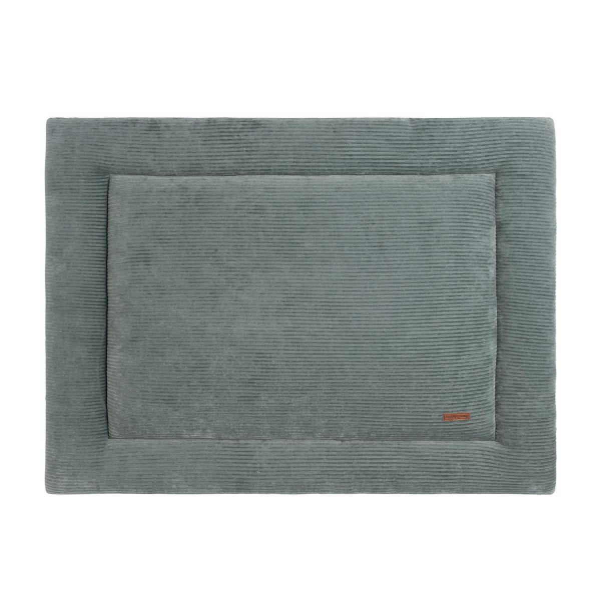 playpen mat sense sea green 75x95