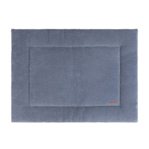 Playpen mat Sense vintage blue - 75x95