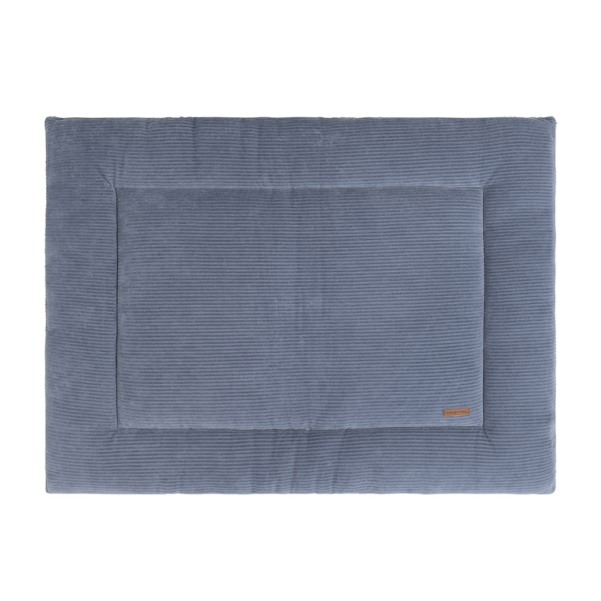 playpen mat sense vintage blue 80x100
