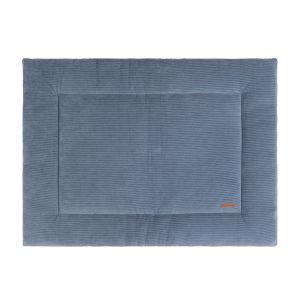 Playpen mat Sense vintage blue - 80x100
