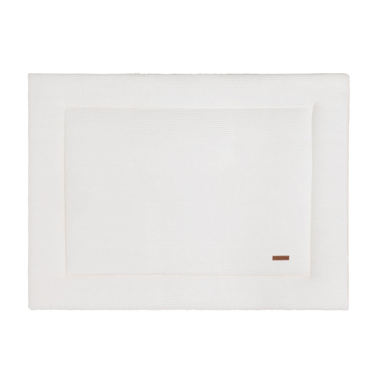 playpen mat sense white 75x95