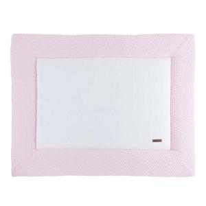 Playpen mat Sun classic pink/baby pink - 75x95