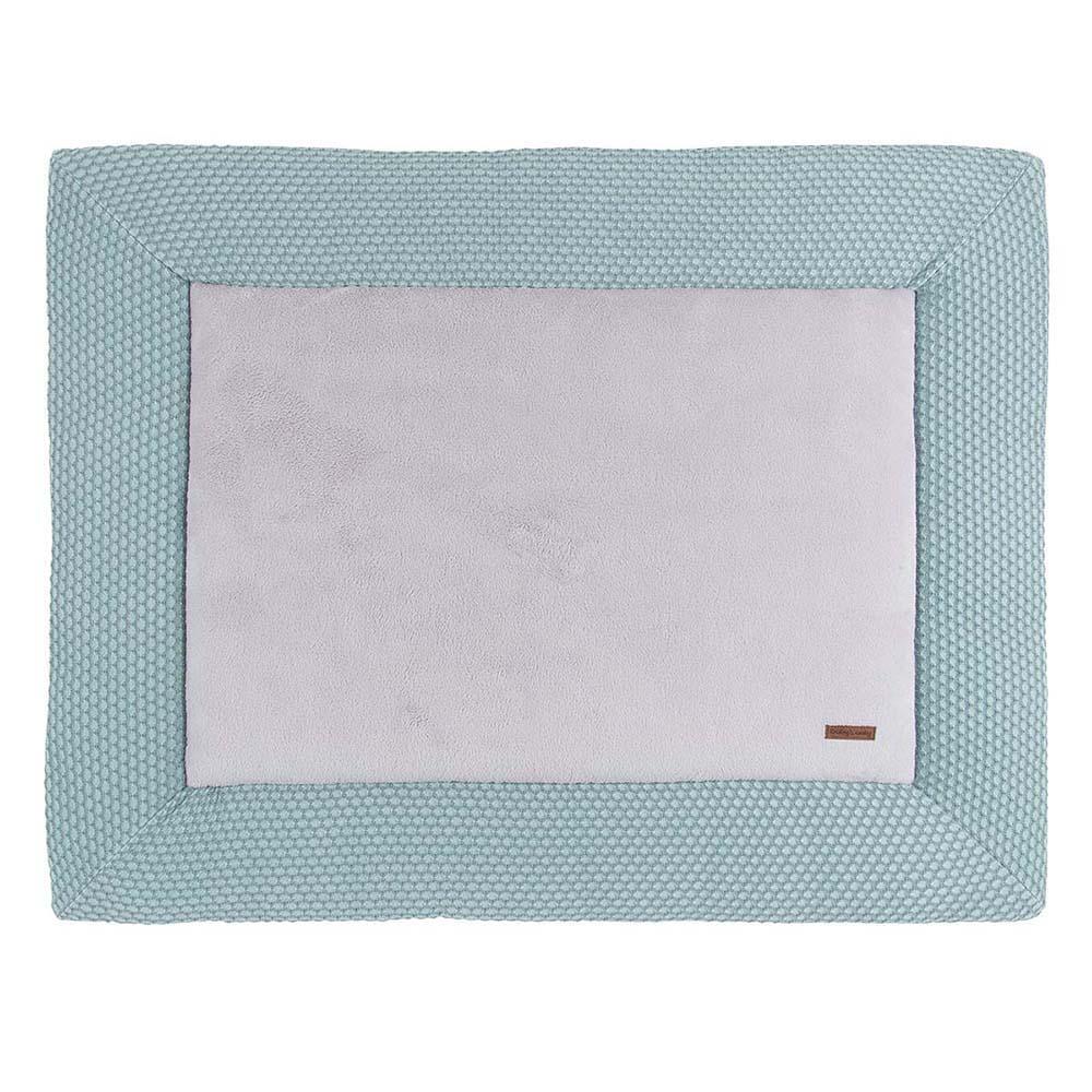playpen mat sun mintstonegreen 75x95